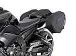 BLAZE Pannier & Dakar Luggage Systems for Triumph Motorcycles by SW Motech